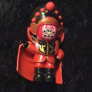 VINTAGE CHINESE CHANGEABLE FACE DECOR FIGURE